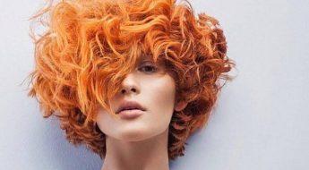 Faceţi sorbet din păr! Tendinţa verii: PĂR TANGERINE