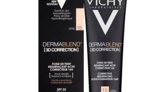 3D Vichy Dermablend – Test Extrem