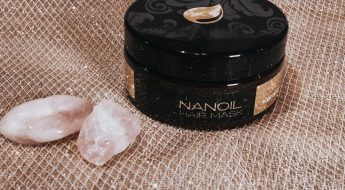 Produsul meu nr. 1: Masca de păr cu cheratină Nanoil <3